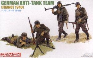 GERMAN ANTI-TANK TEAM FRANCE 1940 - 1/35 DML Dragon 6196