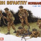 BRITISH INFANTRY NORMANDY 1944 - 1/35 DML Dragon 6212