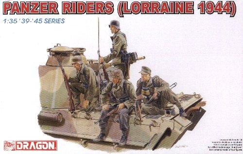 PANZER RIDERS LORRAINE 1944 - 1/35 DML Dragon 6156