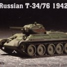 T-34/76 Model 1942 - 1/72 Trumpeter 7206
