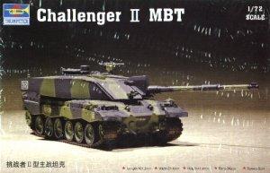 CHALLENGER II MBT - 1/72 Trumpeter 7214