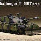 CHALLENGER II MBT KFOR with Dozer Blade - 1/72 Trumpeter 7216