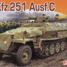 SdKfz 251 AUSF C - 1/72 DML Dragon 7223