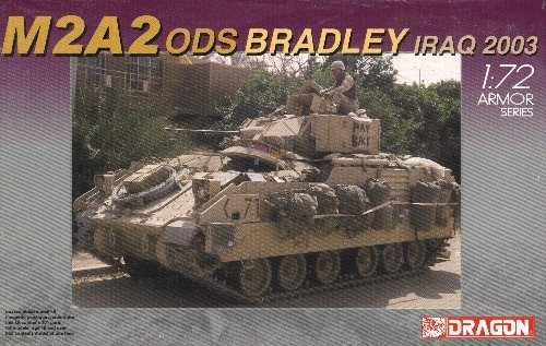 M2A2 ODS BRADLEY IRAQ 2003 - 1/72 DML Dragon 7226