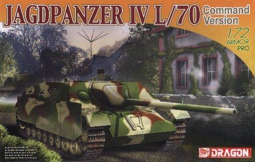 JAGDPANZER IV L/70 COMMAND - 1/72 DML Dragon 7238