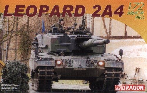 LEOPARD 2A4 - 1/72 DML Dragon 7249