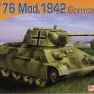 T-34/76 Model 1942 GERMAN ARMY - 1/72 DML Dragon 7268