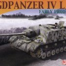 JAGDPANZER IV L/70 EARLY PRODUCTION - 1/72 DML Dragon 7307