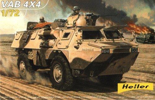 VAB 4x4 - 1/72 Heller 79898