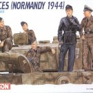 TIGER ACES NORMANDY 1944 - 1/35 DML Dragon 6028
