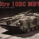 SWEDISH Strv 103C S-Tank - 1/72 Trumpeter 7298