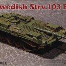 SWEDISH Strv 103B S-Tank - 1/72 Trumpeter 7248