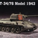 T-34/76 Model 1943 - 1/72 Trumpeter 7208