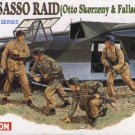 GRAN SASSO RAID OTTO SKORZENY and FALLSCHIRMJAGER - 1/35 DML Dragon 6094