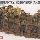 GERMAN INFANTRY HG DIVISION ANZIO 1944 - 1/35 DML Dragon 6158