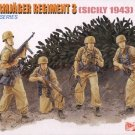 FALLSCHIRMJAGER REGIMENT 3 SICILY 1943 - 1/35 DML Dragon 6195