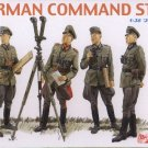 GERMAN COMMAND STAFF - 1/35 DML Dragon 6213