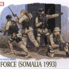 DELTA FORCE SOMALIA 1993 - 1/35 DML Dragon 3022