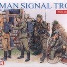 GERMAN SIGNAL TROOPS - 1/35 DML Dragon 6053