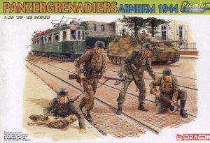 PANZERGRENADIERS ARNHEM 1944 - 1/35 DML Dragon Premium Edition 6308