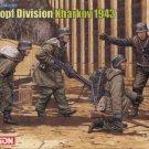TOTENKOPF DIVISION KHARKOV 1943 - 1/35 DML Dragon Gen2 6385