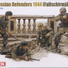 MONTE CASSINO DEFENDERS 1944 FALLSCHIRMJAGER - 1/35 DML Dragon 6514