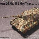KING TIGER PORSCHE TURRET - 1/72 Trumpeter 7202