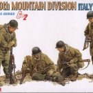 U.S. 10th MOUNTAIN DIVISION ITALY 1945 - 1/35 DML Dragon Gen2 6377