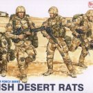 BRITISH DESERT RATS - 1/35 DML Dragon 3013