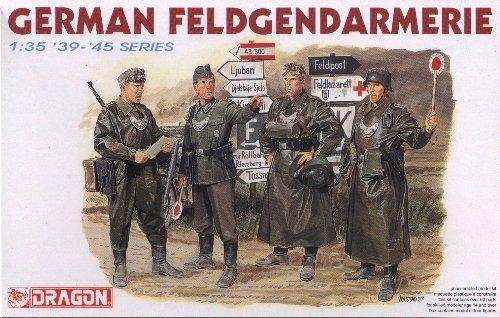 GERMAN FELDGENDARMERIE - 1/35 DML Dragon 6061