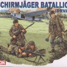FALLSCHIRMJAGER BATALLION 500 DRVAR 1944 - 1/35 DML Dragon 6145