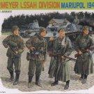 PANZERMEYER LSSAH DIVISION MARIUPOL 1941 - 1/35 DML Dragon Premium Edition 6407