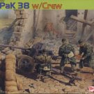 5cm PaK38 with CREW - 1/35 DML Dragon Premium Edition 6444