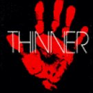 Thinner By Richard Bachman HC DJ VG/G