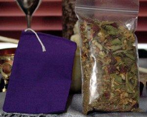 Charm or Mojo bag of your choosing.