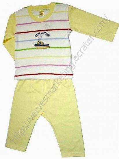 FunActive 2 piece Pajamas (BBB134)