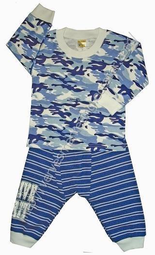 FunActive 2 piece Pajamas (BBB206BL)