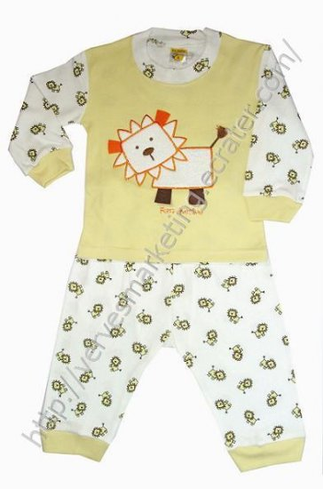 FunActive 2 piece Pajamas (BBN140)