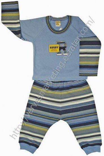 FunActive 2 piece Pajamas (BBN228)