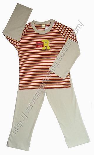 FunActive 2 piece Pajamas (TBN228RD)