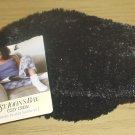 LADIES St Johns Bay PLUSH SLIPPER SOCKS One Size BLACK