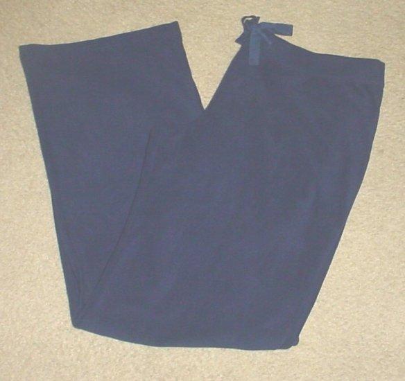 NWT Old Navy PERFORMANCE FLEECE PANTS Lounge/Sleep XLTall NAVY BLUE