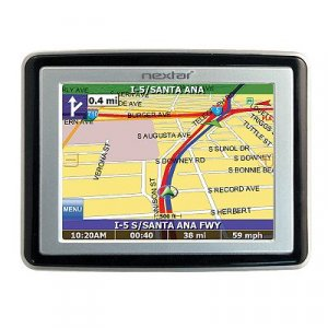 New NEXTAR GPS SYSTEM Portable Satellite Navigation Unit X3-08 Touch Screen