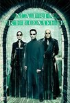 New THE MATRIX RELOADED DVD Fullscreen 2 DISC SET 2003 Movie Keanu Reeves
