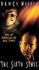 New/Sealed THE SIXTH SENSE 2000 Movie BRUCE WILLIS DRAMA vhs NEW/SEALED