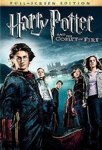 HARRY POTTER and the Goblet of Fire DVD New/Sealed 2006 Full Screen Movie