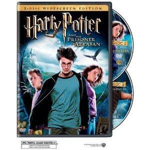 HARRY POTTER Prisoner of Azkaban DVD 2 Disc Movie NEW/SEALED 2004 Widescreen