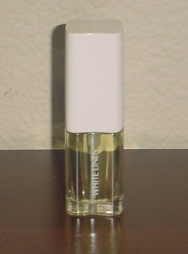New WHITE LINEN Parfum Spray by Estee Lauder .18oz Mini Travel Purse