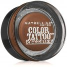 MAYBELLINE COLOR TATTOO EYESHADOW  24 Hr Creme Gel  CREAMY BEIGE