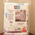 WINNIE the POOH and FRIENDS RECEIVING BLANKETS Baby Infant  2 PACK NEW Large